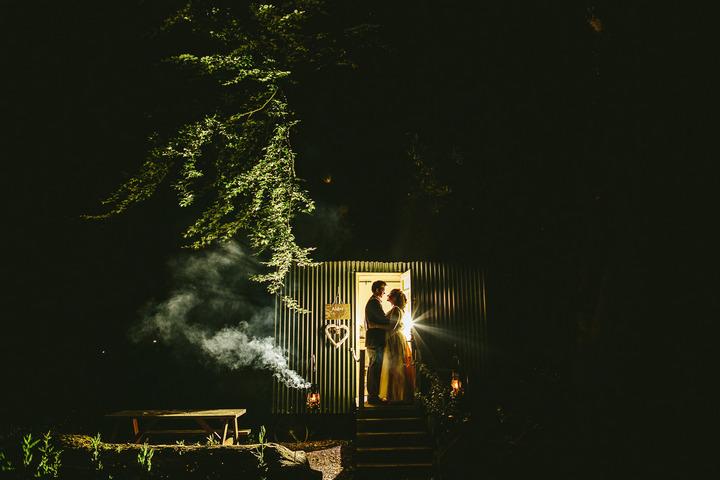 55 Handmade Wedding in The Woods Complete with Ferret Racing