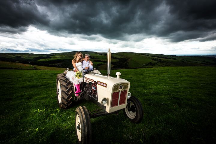 6 Peak District Farm Weddings