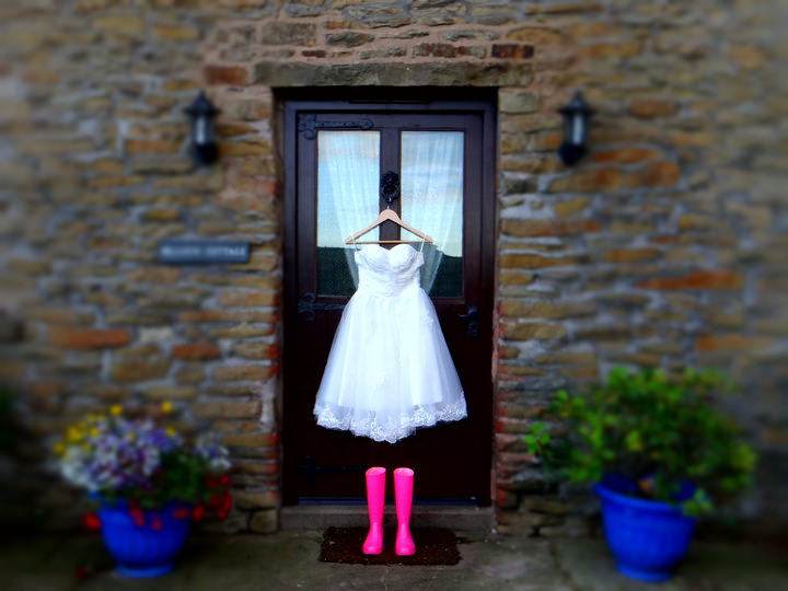 7 Peak District Farm Weddings