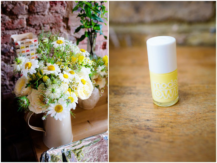 8 Lemon Yellow London Wedding