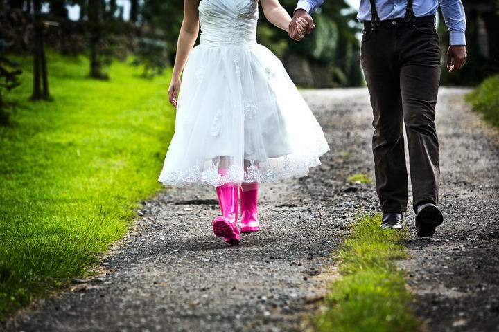 8 Peak District Farm Weddings