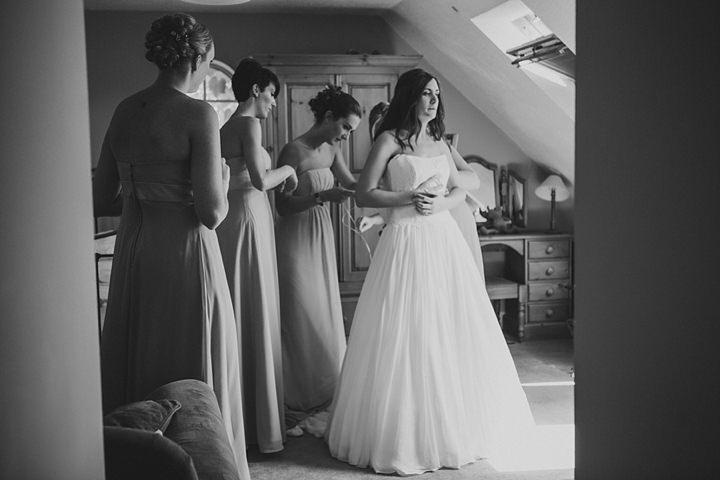 8 Rustic Chic Barn Wedding in Suffolk