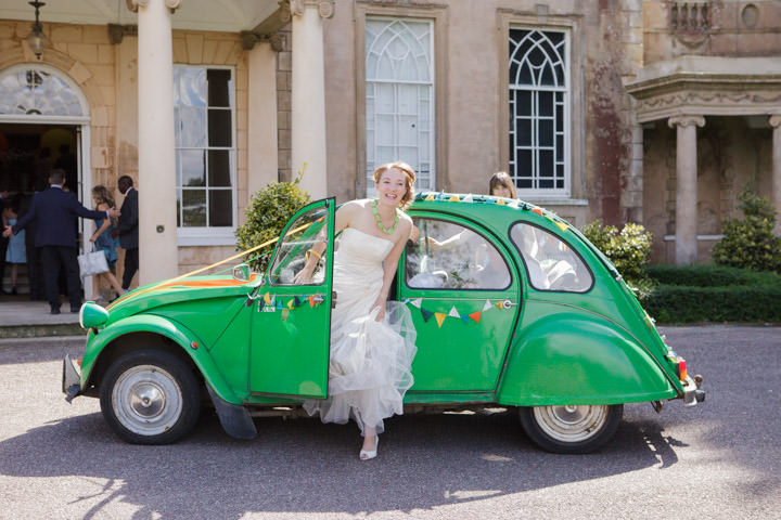 9 Colourful Fairtrade Wedding