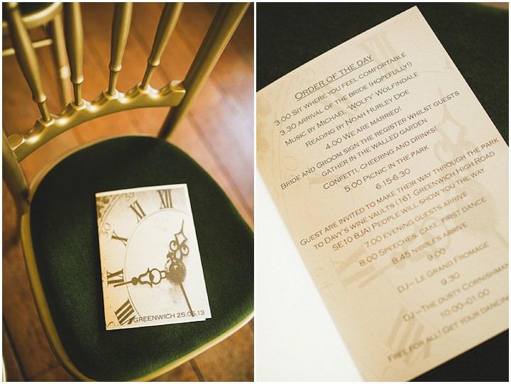 9 London Picnic Wedding By Kristian Leven