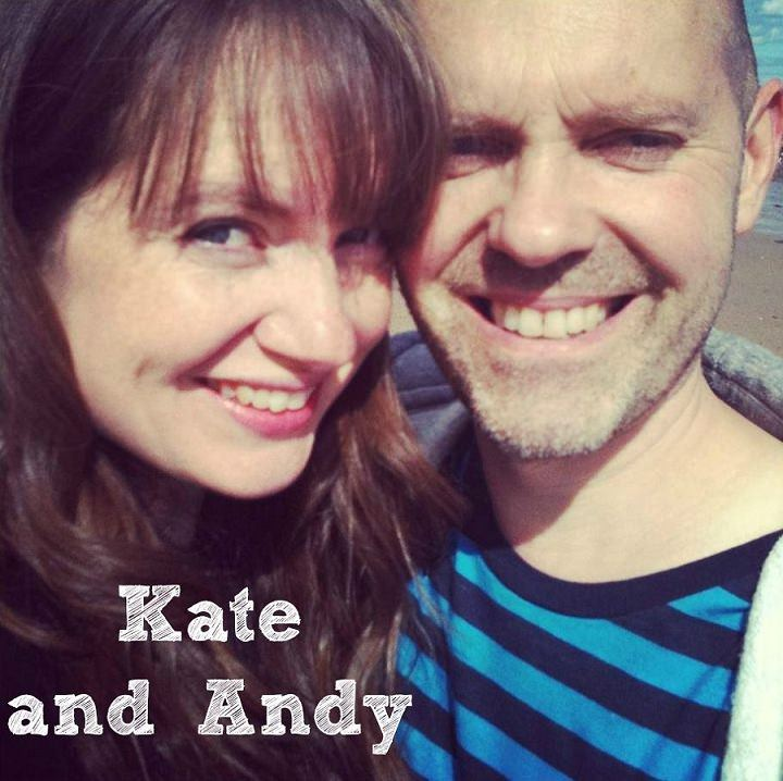 Meet the New Boho Brides - Kate and Andy