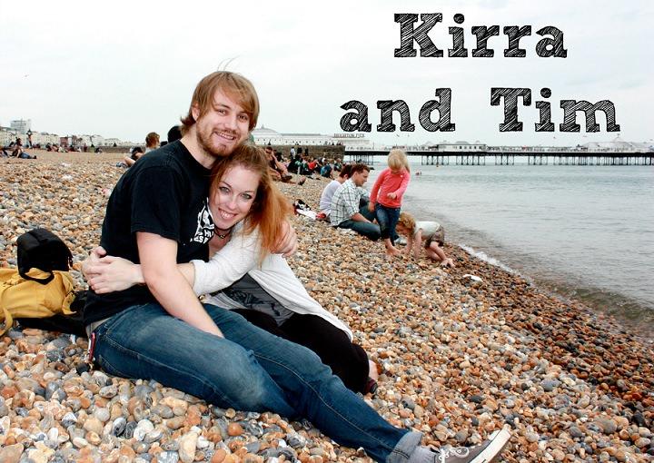 Kirra and Tim