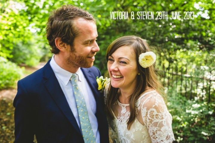 Lemon Yellow London Wedding