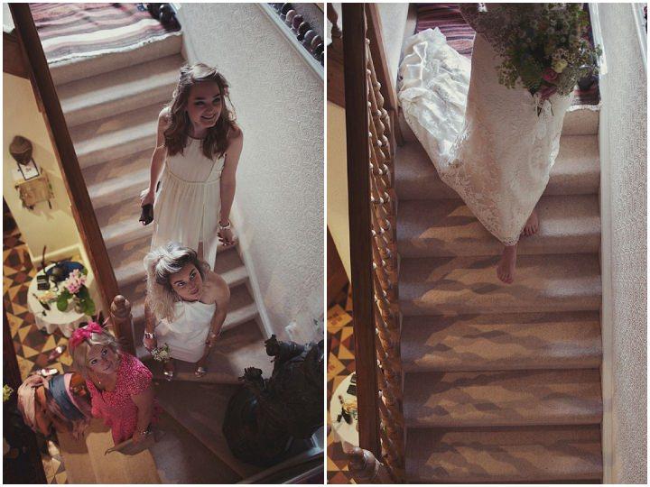 10 Bare Foot Bohemian Wedding By Lisa Devlin