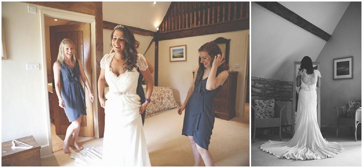 10 Handmade Oxfordshire Barn Wedding by Rachel Hudson