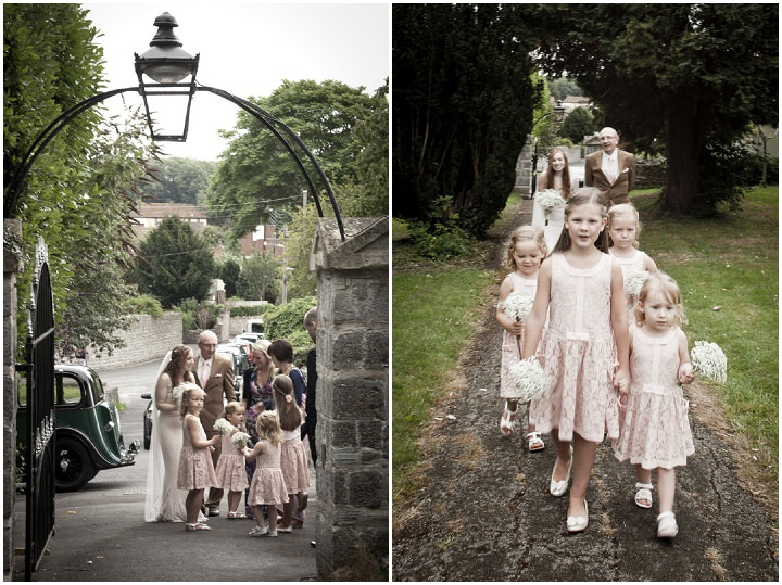 10 Rustic Vintage Wedding in  Somerset