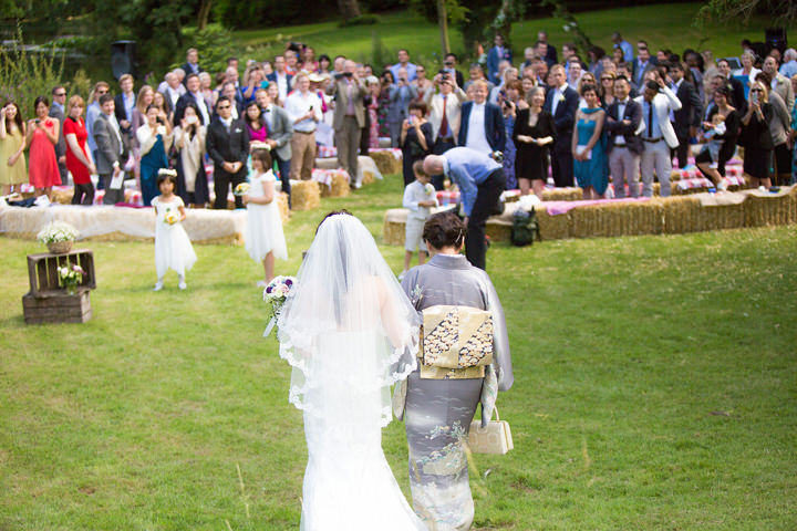10 Summer Fete Wedding in the Cotswolds
