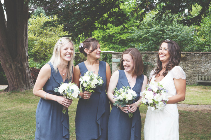 11 Handmade Oxfordshire Barn Wedding by Rachel Hudson