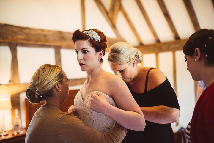 11 Vintage Wedding in Surrey by Babb Photos