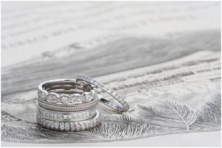 Boho Loves: Wedding Rings Direct