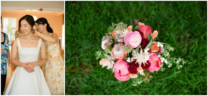 12 Canadian Wedding with a Beautiful First Look By Blue Colibri