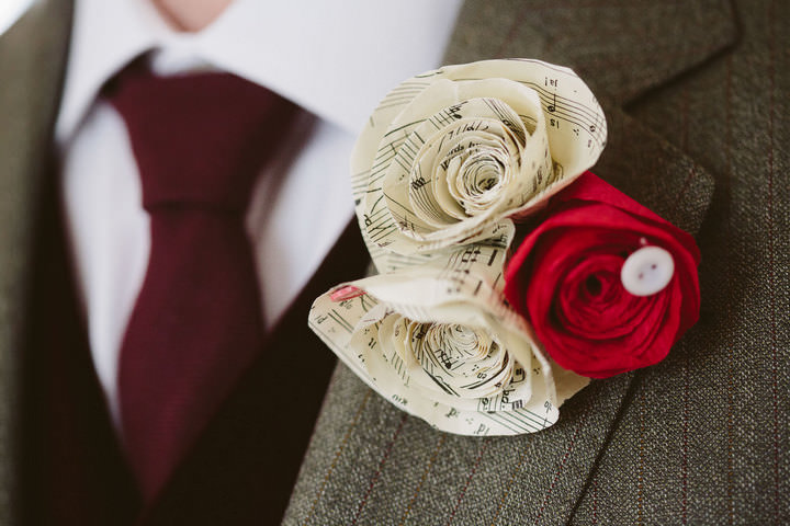 12 Music Themed Wedding in Manchester