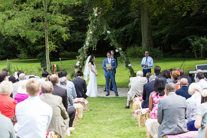 12 Summer Fete Wedding in the Cotswolds