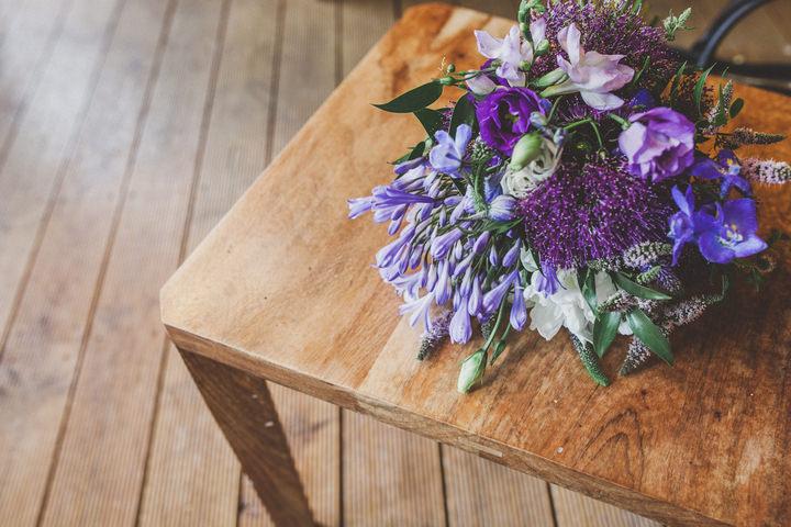 13 Back to Nature Farm Wedding. By Jordanna Marston