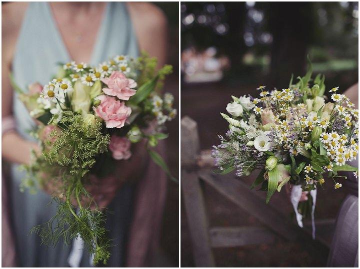 13 Bare Foot Bohemian Wedding By Lisa Devlin
