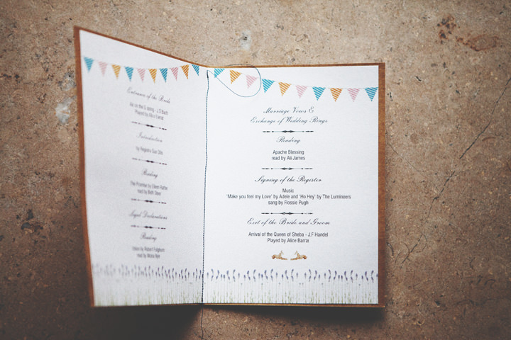 13 Handmade Oxfordshire Barn Wedding by Rachel Hudson