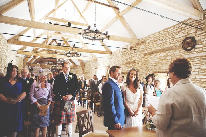 14 Handmade Oxfordshire Barn Wedding by Rachel Hudson