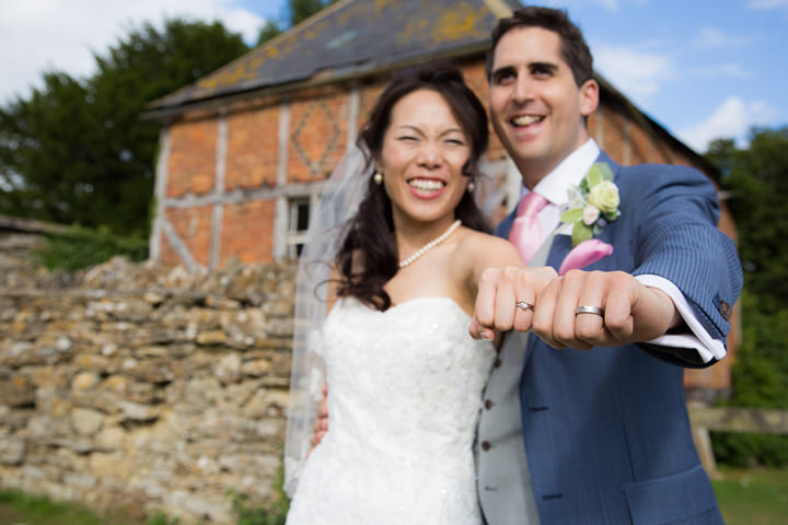 14 Summer Fete Wedding in the Cotswolds