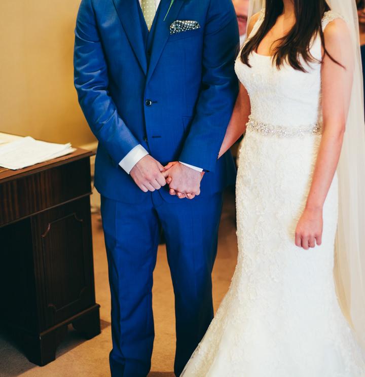 14 Wedding at Home in Harrogate