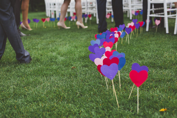 15 Back to Nature Farm Wedding. By Jordanna Marston