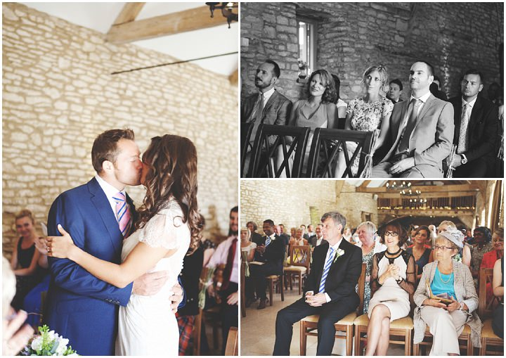 15 Handmade Oxfordshire Barn Wedding by Rachel Hudson