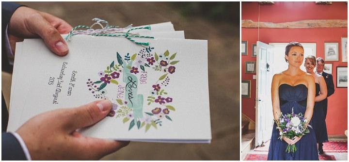 16 Back to Nature Farm Wedding. By Jordanna Marston