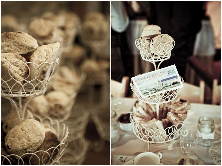 16 Rustic Vintage Wedding in  Somerset