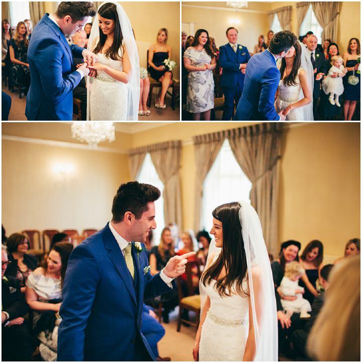 16 Wedding at Home in Harrogate
