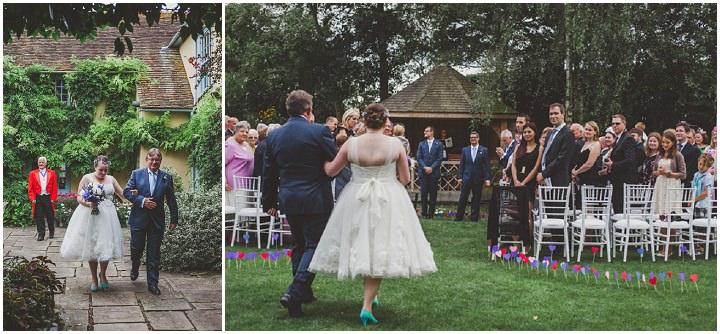 17 Back to Nature Farm Wedding. By Jordanna Marston