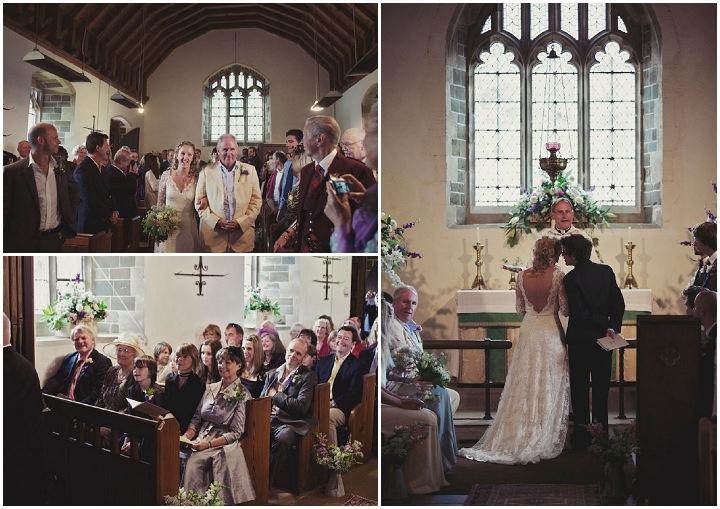 17 Bare Foot Bohemian Wedding By Lisa Devlin