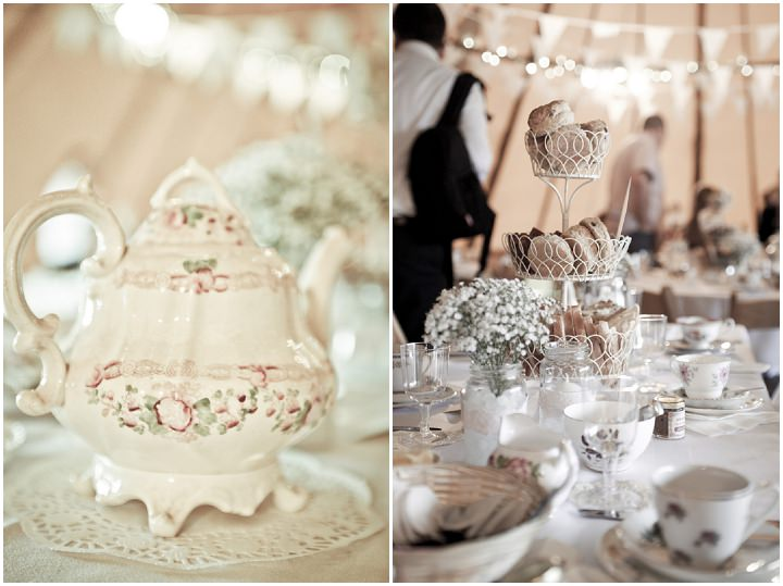 19 Rustic Vintage Wedding in  Somerset