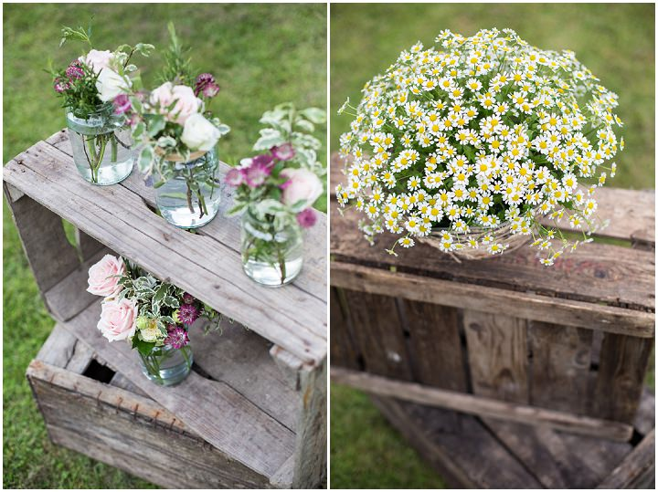 19 Summer Fete Wedding in the Cotswolds