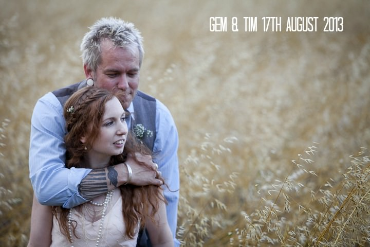 1a Rustic Vintage Wedding in  Somerset