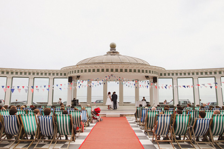 Alternative wedding in Scarborough