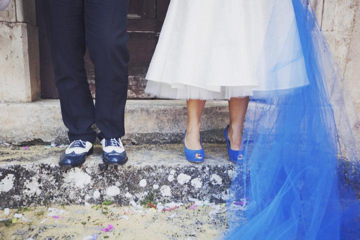 2 1950s Style Italian Wedding
