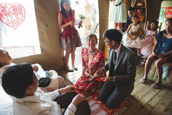 2 3 Day Chinese Wedding in Scotland