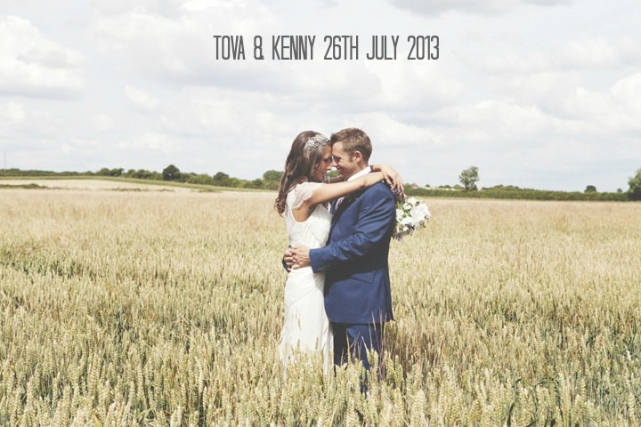 2 Handmade Oxfordshire Barn Wedding by Rachel Hudson