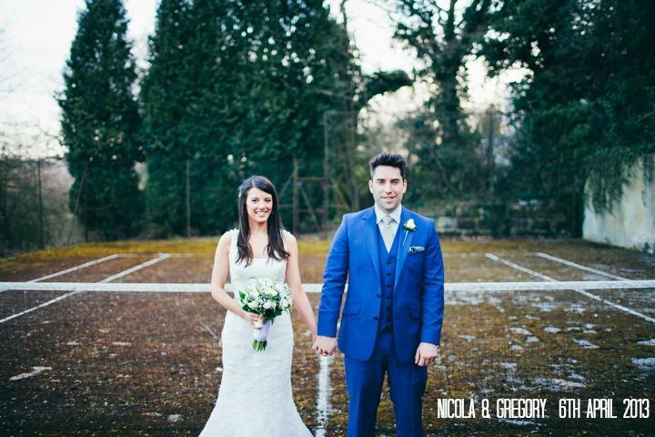 2 Wedding at Home in Harrogate
