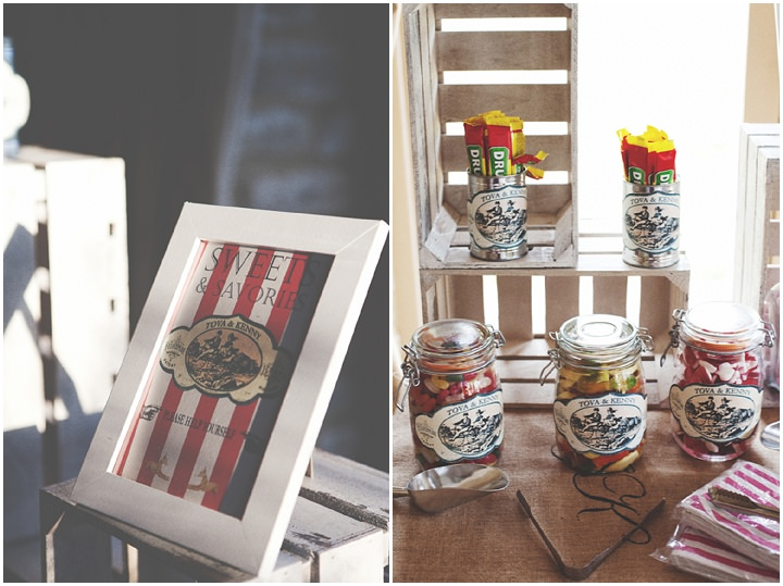 21 Handmade Oxfordshire Barn Wedding by Rachel Hudson