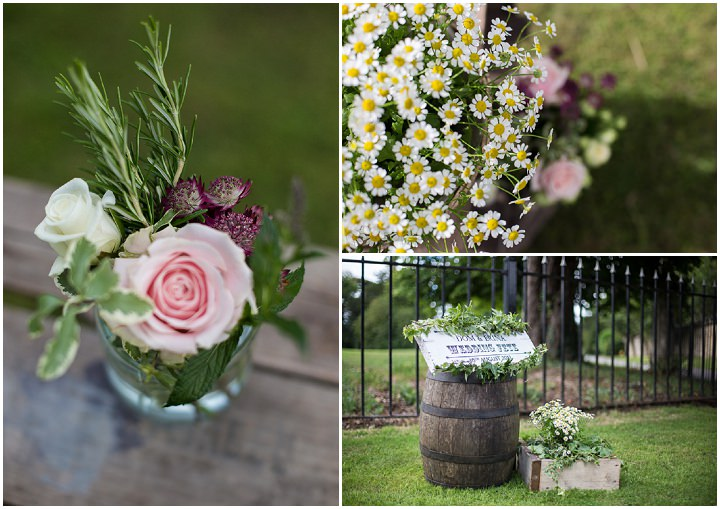 21 Summer Fete Wedding in the Cotswolds