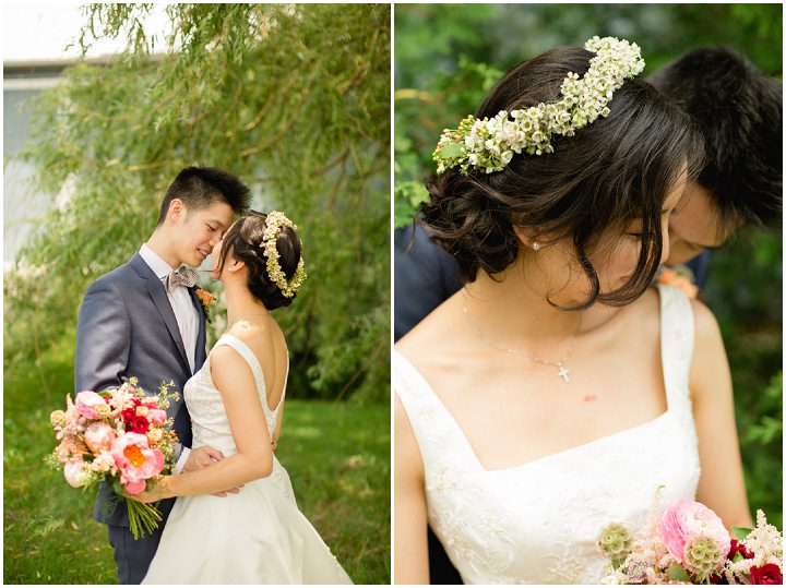 22 Canadian Wedding with a Beautiful First Look By Blue Colibri