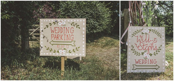 22 Relaxed Country Wedding With Florals and Lace