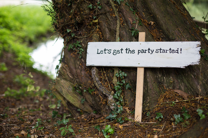 22 Summer Fete Wedding in the Cotswolds