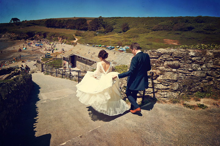 23 Sunshine Filled Devon Wedding By Michael Marker Photography