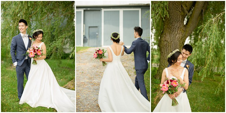 24 Canadian Wedding with a Beautiful First Look By Blue Colibri