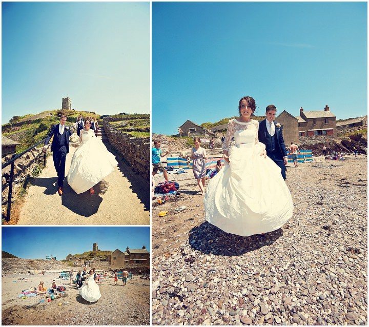 24 Sunshine Filled Devon Wedding By Michael Marker Photography